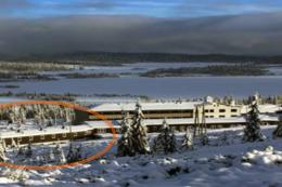 DNT hytte nr 575 på Hornsjø
