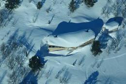 Jonstølen Vinter Ryfylkes beste hytte for toppturer! - Foto: Per Henriksen
