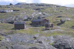 Utsyn mot Røysvatn - Foto: ukjent