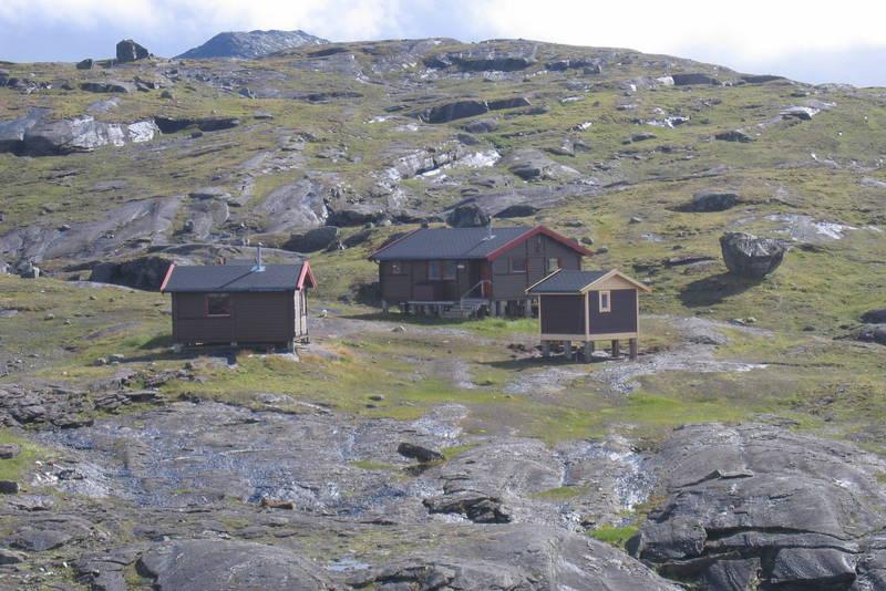 Utsyn mot Røysvatn