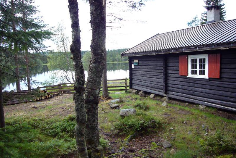 Hytta ved Råbjørn