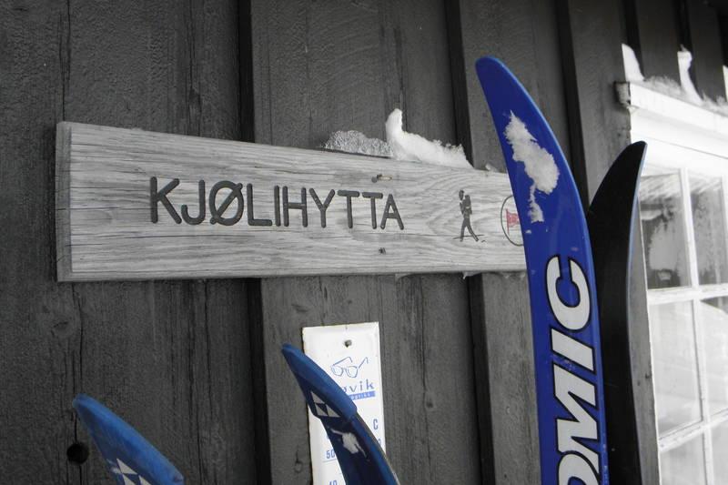 Kjølihytta, 13.03.2011.