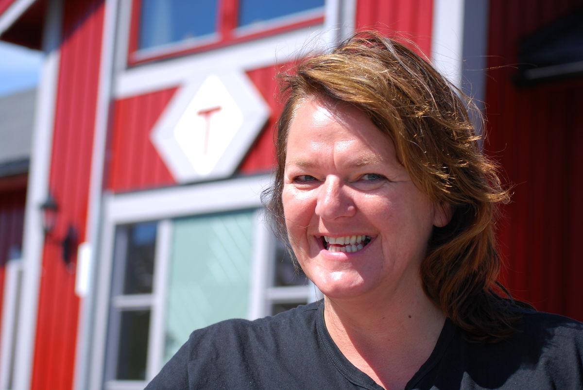 Bestyrer på Fondsbu, Solbjørg