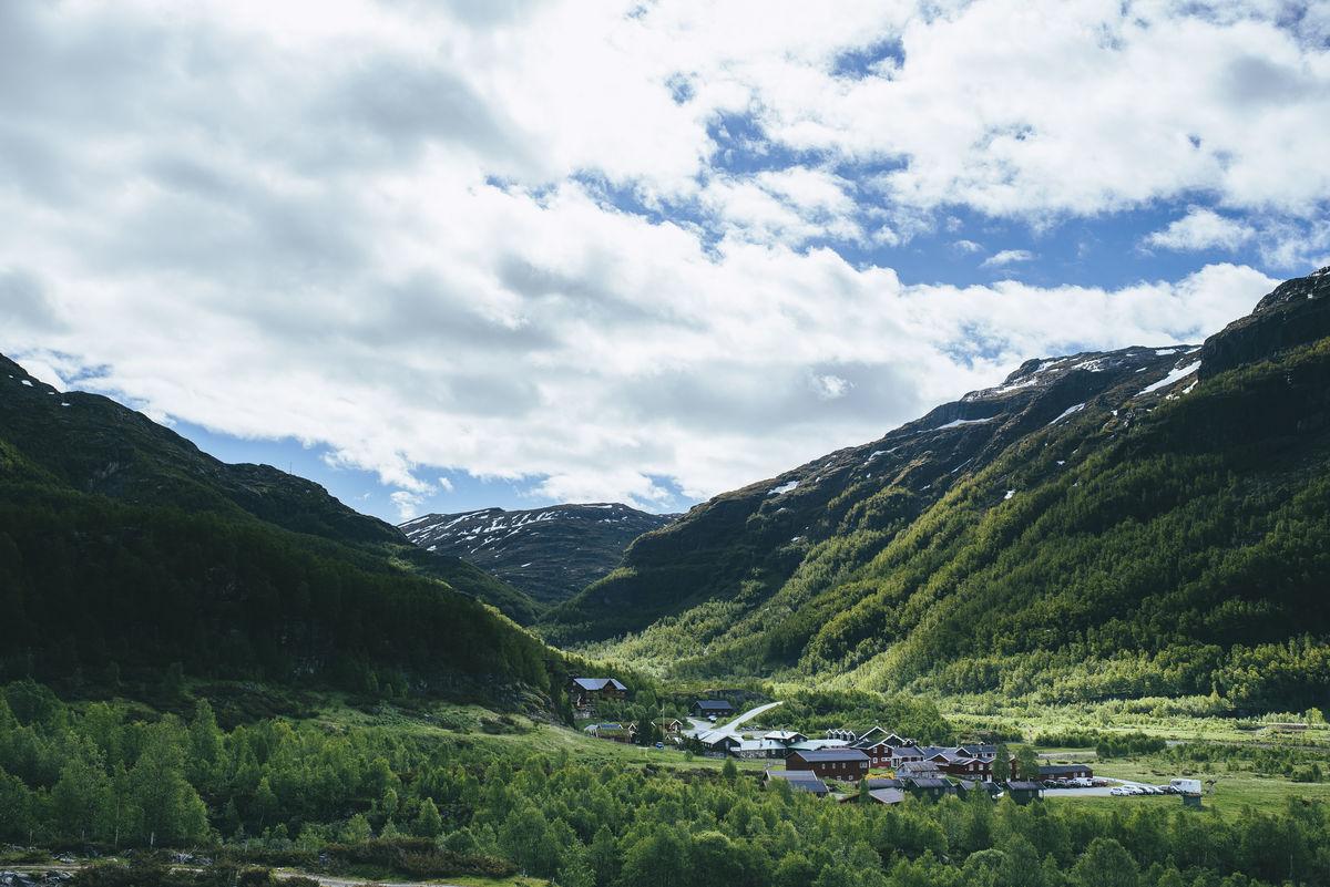 Aurlandsdalen Turisthytte.