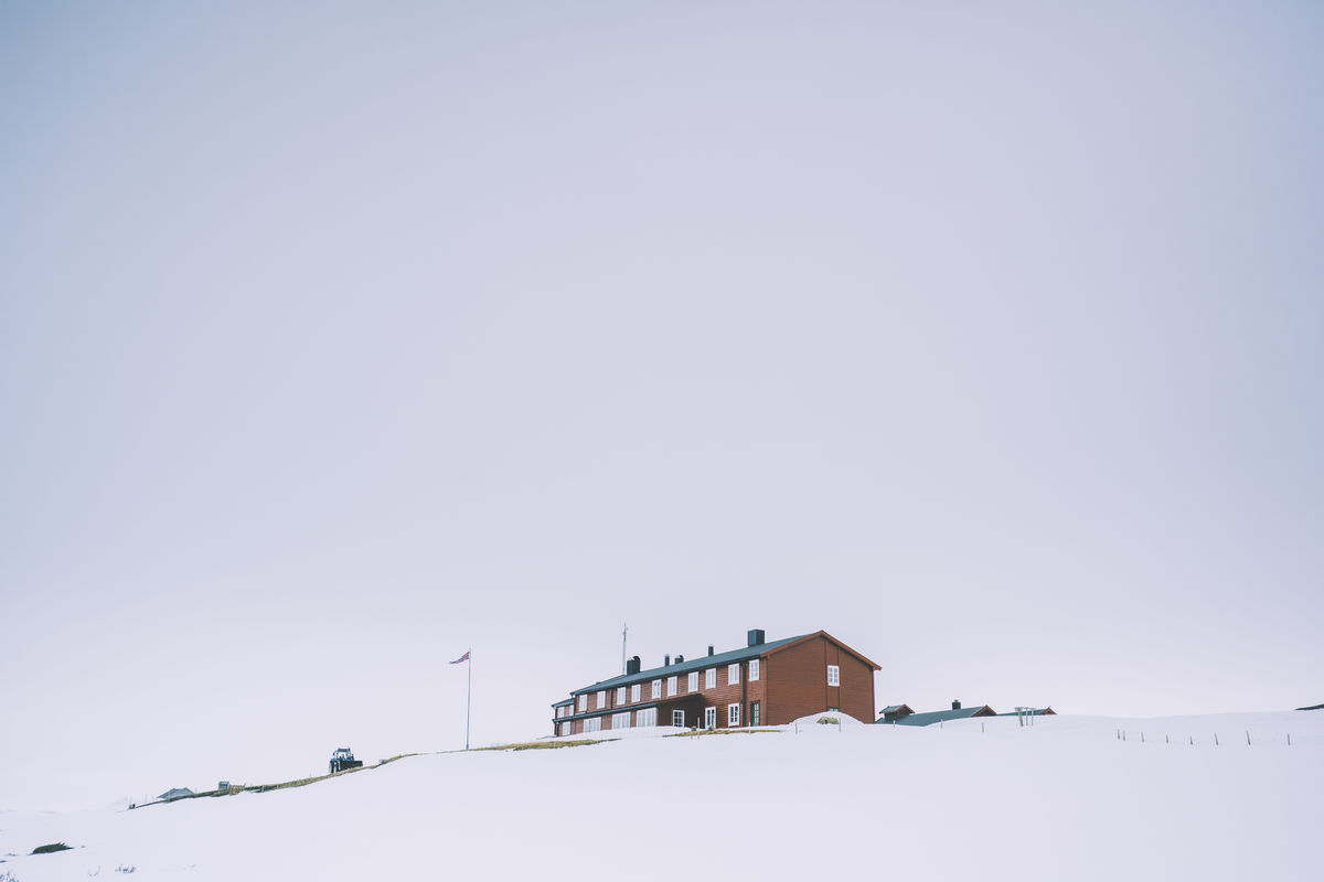 Rauhelleren vinterstid