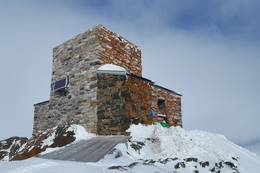 Nordlysobservatoriet - Foto: Vigdis Nygaard
