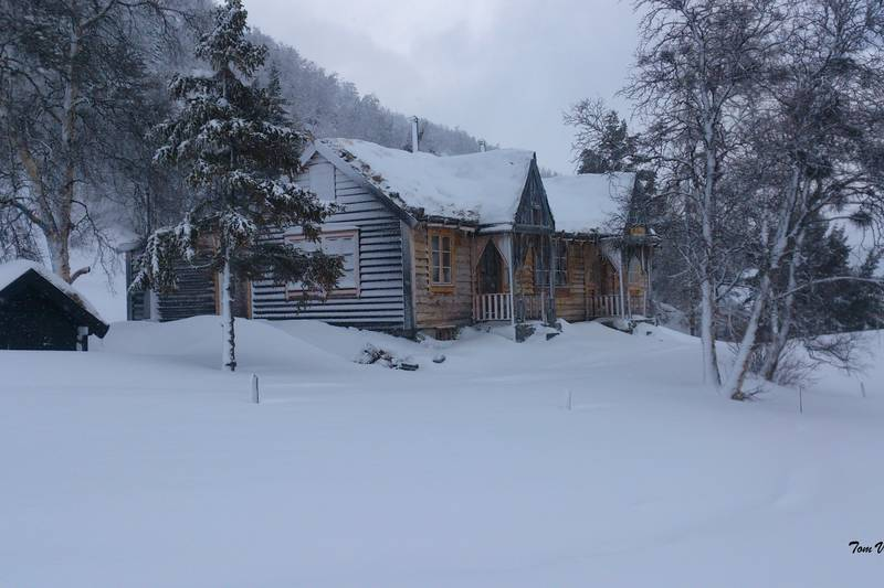Gamlehuset, Karistova