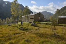 Kvitlen turisthytte - Foto: Odd Inge Worsøe