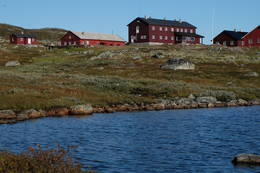 Fagerheim Fjellstugu  - Foto: Ukjent