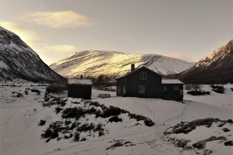 Velkommen til vinter i Grøvudalen