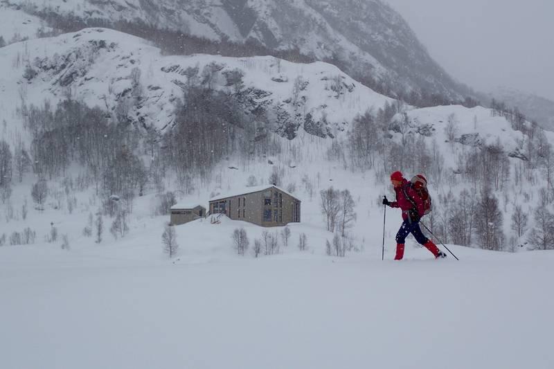 Skiforholdene på Kvitlen varierer veldig fra år til år.