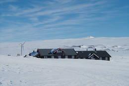 Vinter påHeinseter  - Foto: