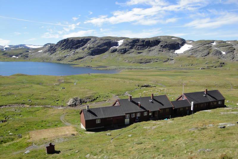 Litlos på Hardangervidda