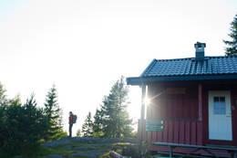 Hovdehytta - Foto: Sindre Thoresen Lønnes
