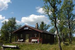 Vetåbua - Foto: Birgit Sildnes