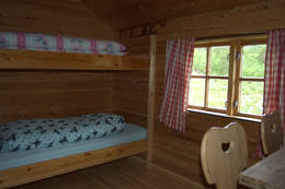 Jakobselet har to soverom - Foto: Sindre Nakken