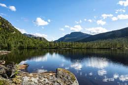 Svartvatnet - Foto: Kjell Fredriksen
