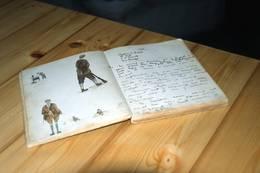 Heibergtunet er et levende museum - to dagsmarsjer til fjells. Få hyttebøker som kan måle seg med denne... - Foto: Kjell Helle-Olsen