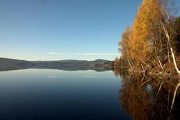 Glitre fra Damvika -  Foto: Pål Sigurd Malm