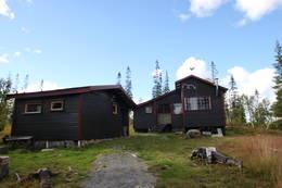 Bellingstua -  Foto: Nord-Trøndelag Turistforening