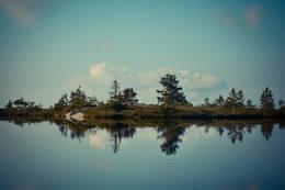 Overnattingsplass på veg opp mote styggemannen - Foto: Marit Mjølsneset