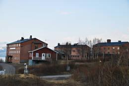 Abisko Turiststation er Svenska Turistföreningens (STF) største overnattingssted -  Foto: Hallgrim Rogn