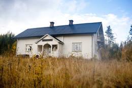Rotberget bedehus. - Foto: Sindre Thoresen Lønnes/Den Norske Turistforening