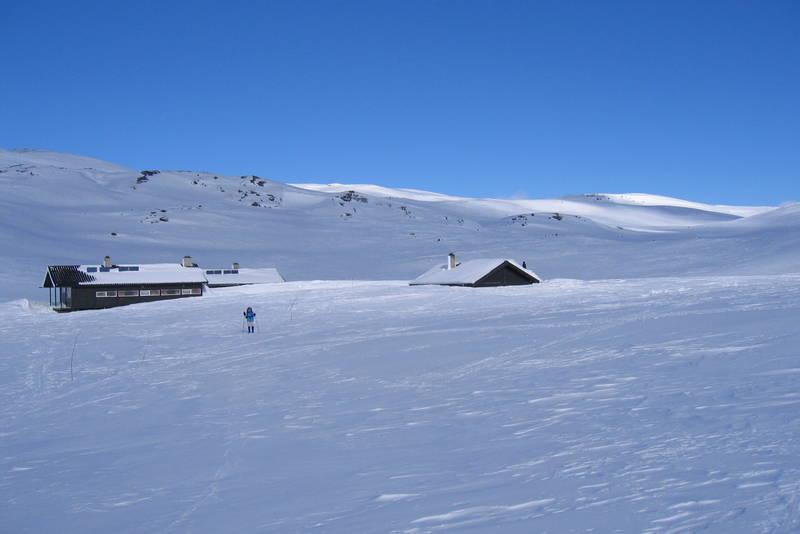 Vinter ved Kjeldebu