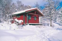 Olabu vinterstid. - Foto: Haugesund Turistforening