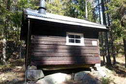 Hørsfjellstue har en interessant historie - Foto: Steinar Skilhagen