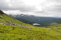 Utsikt mot Vatnaset - Foto: Tone Repstad
