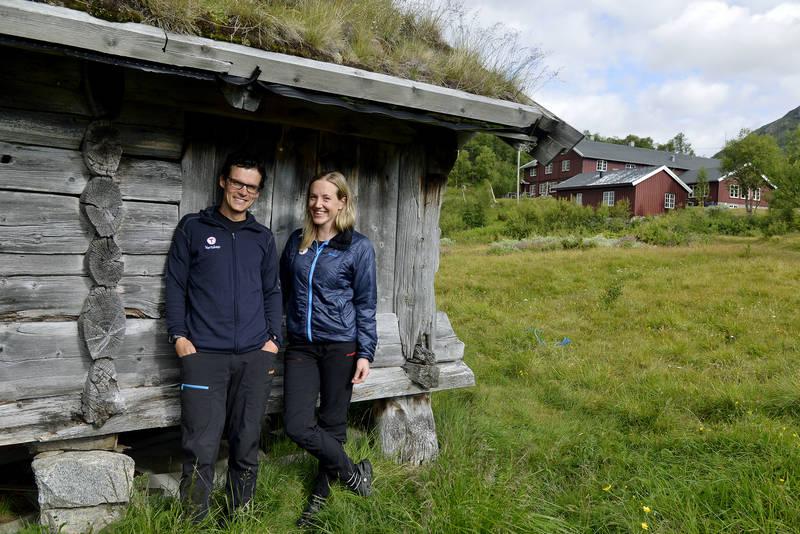Vertskapet Kyle og Marthe