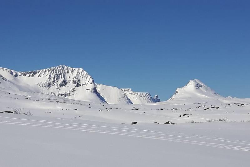 Storsalen og Kringlehøa.