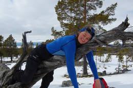 Alternativ pause i Femundsmarka - Foto: Mari Kolbjørnsrud