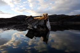 Forlis -  Foto: Øystein Ruud