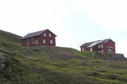 Ny-Sulitjelma fjellstue - Foto: Bjarne J Aronsen