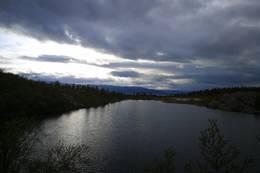 Utsikten fra gapahuken - Foto: Roy Myrheim