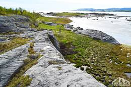 Tverlandet naturreservat i Bodø - Foto: Tursiden for Bodø og Salten