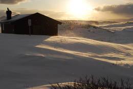 Vinter i Huldreheimen - Foto: Dag Olav Brækkan