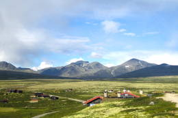 Øyerfjellet - Foto: Frank Klische