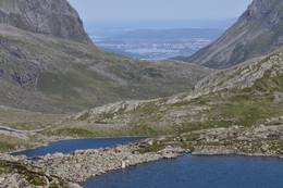 Ned i Riksemdalen - Foto: Martin Hauge-Nilsen