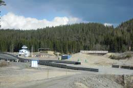 Motorbanen på Moa -  Foto: Trygve Årbog