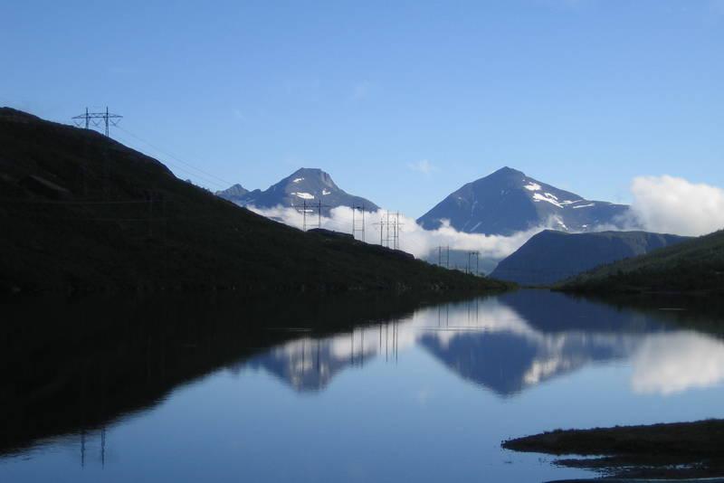 Romsdalen og Eikesdalen