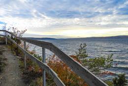 Utsikt over Bunnefjorden -  Foto: Martin Kvist