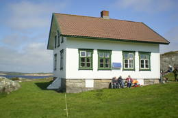 Akerøya -  Foto: Anna Hellstrøm
