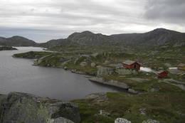 Tur til Børsteinshytta  - Foto: Hilde Trøan
