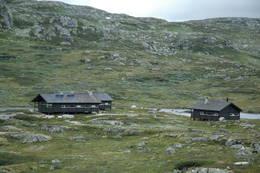 Bading ved Kjeldebu - Foto: DNT Oslo og Omegn