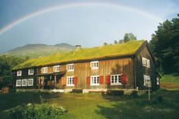 Trollheimshytta - Foto: Trondhjems Turistforening