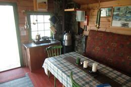 Kjøkkenkroken - Foto: Jan Arve Skogtrø