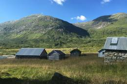 Gotdalsstøylen -  Foto: Anne Cecilie Kapstad